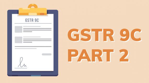 GSTR-9C , gst